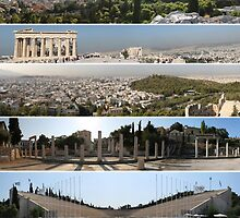 Athens by Emma Holmes