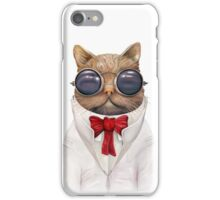 Astro Cat! iPhone Case/Skin