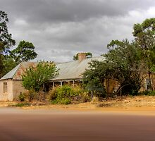 Old House - Kanmantoo, Adelaide Hills, South Australia by Mark Richards