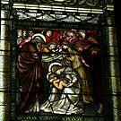 Castle Howard, North Yorkshire, chapel window by BronReid
