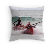 Port Campbell at Ocean Grove '10 Throw Pillow