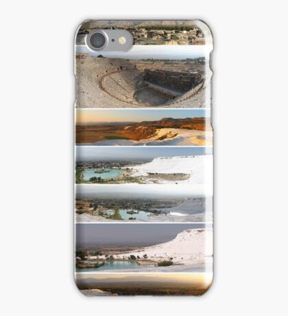 Pamukkale iPhone Case/Skin