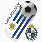 Uruguay Soccer Team by worldcup