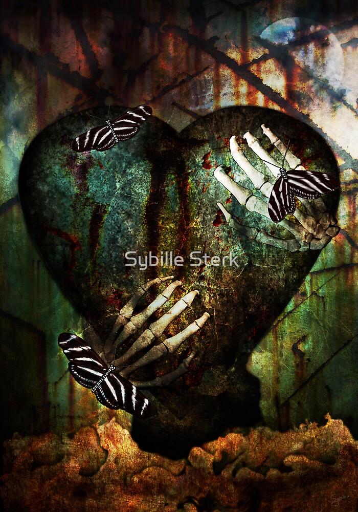 Heart of Stone by Sybille Sterk