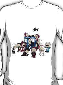 All Doctor Who T-Shirt
