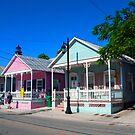 Key West Pastels by Susanne Van Hulst