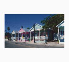 Key West Pastels One Piece - Long Sleeve