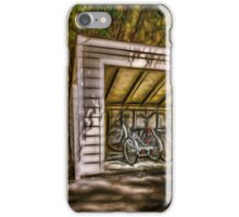 Shed Summer iPhone Case/Skin