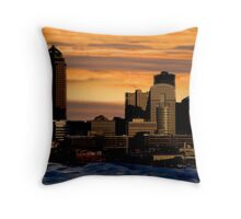 Before Dusk Throw Pillow