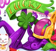 Get Lucky  Sticker