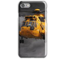 SAR Sea King iPhone Case/Skin