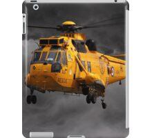 SAR Sea King iPad Case/Skin