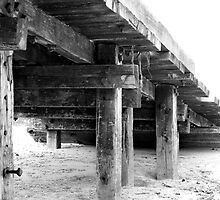 Ramp to the Beach, Cart Gap, Happisburgh, Norfolk by johnny2sheds