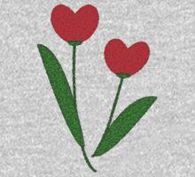 Tulip Hearts Kids Clothes