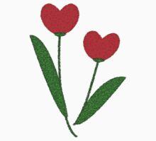 Tulip Hearts by Anastasiya Malakhova