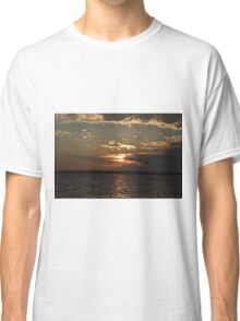 Ocean City, Maryland Series - Sunset Classic T-Shirt