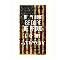 American Art Print