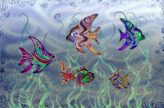 Fish Tank by MelDavies