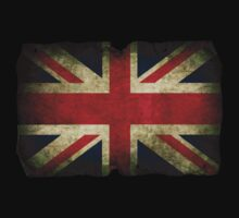 Grungy Union Jack by hippy63