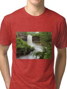 Waterfall Tri-blend T-Shirt