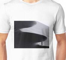 When the sun crosses the plane  Unisex T-Shirt