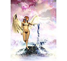 Earth Angel - Water of Life Photographic Print