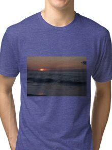 Ocean City, Maryland Series - Sunrise Tri-blend T-Shirt
