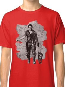 Classic 'Hitching' Classic T-Shirt