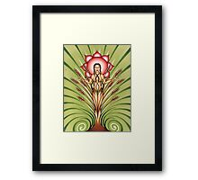 Goddess of Earth Framed Print