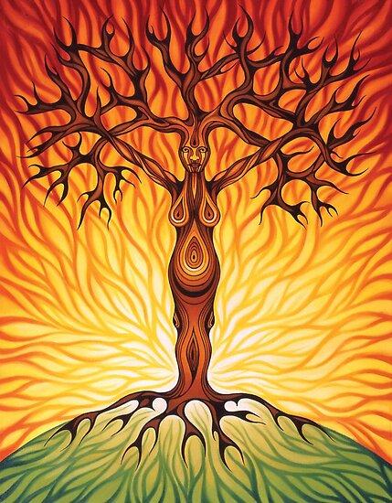 Goddess of Fire by Sarah Jane Bingham