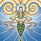Goddess of Water by Sarah Jane Bingham