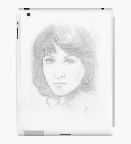 Sarah Jane Smith iPad Case/Skin