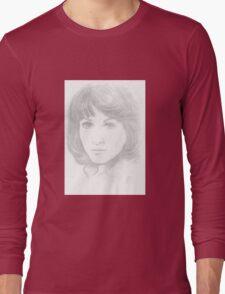 Sarah Jane Smith Long Sleeve T-Shirt