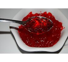 Jello Photographic Print
