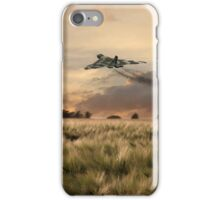 Final Sortie iPhone Case/Skin