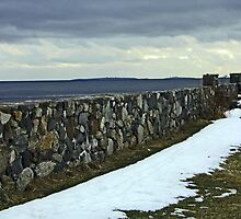 Shoals Wall by AntonLee