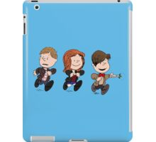 Doctor Who and Amy Pond iPad Case/Skin