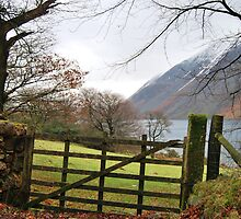 Gateway to the Fells, (English Lake District) by Phil Mitchell