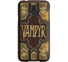Vampyr Book - Buffy the Vampire Slayer Samsung Galaxy Case/Skin