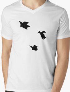 The Flock Mens V-Neck T-Shirt