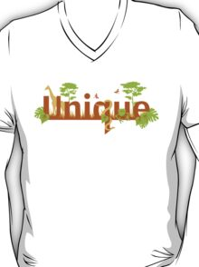 Unique planet safari design T-Shirt