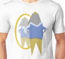 Crowman in the Mirror Unisex T-Shirt