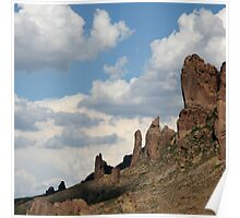 Superstition Mountains - 1 Poster