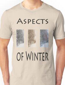 Aspects of Winter Unisex T-Shirt