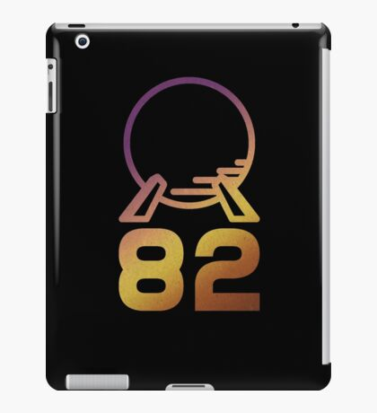1982 Alternate iPad Case/Skin