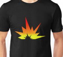 Abstract Bang! Unisex T-Shirt