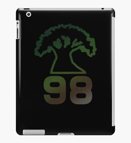 1998 Alternate iPad Case/Skin