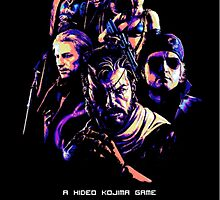 THE PHANTOM PAIN (ARCADE EDITION) by kables