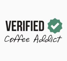 Verified Coffee Addict by MayaTauber