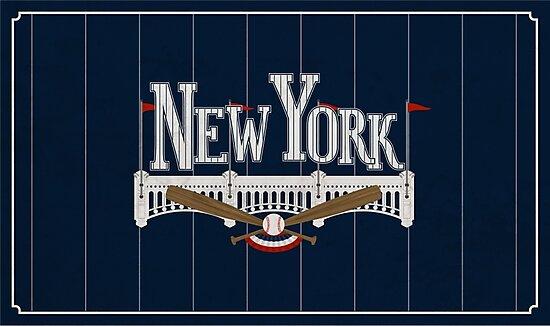 New York Baseball by scbb11Sketch